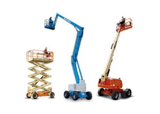 Power Elevated & Aerial Platforms
